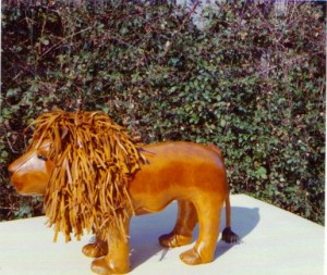 Omersa and Co LeatherGolden Lion circa 1974